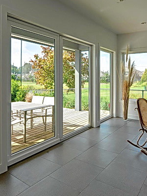 Built green canada innotech tilt and glide sliding glass for Sliding glass doors vancouver
