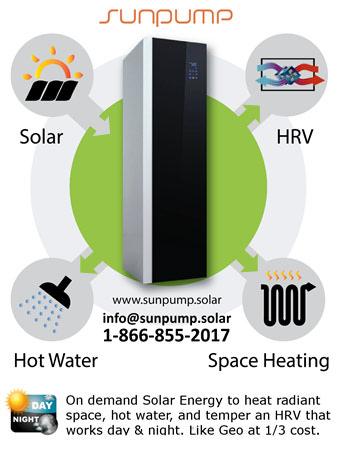 Built Green Canada Sunpump Inc